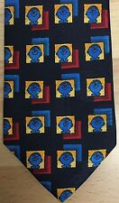 Men's Gift Cartoon Tie Mr Perfect Mr Men Birthday Gift BNWT