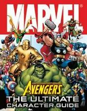 Marvel The Avengers: The Ultimate Character Guide-ExLibrary