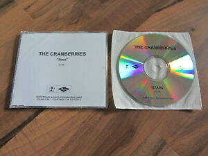 THE CRANBERRIES Stars GERMANY promo acetate CD single