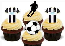 Newcastle United FC Football Mix  Stand Up Premium Card Cake Toppers