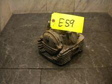 1998 YAMAHA WARRIOR 350 CYLINDER HEAD NO CAM E59