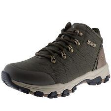 Skechers Selmen Walder Olive Mens Hiking Boots Size 13M