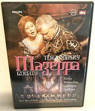 Tchaikovsky Mazeppa Dvd 2004 Kirov Opera Ballet Putilin Philips B0002213-09