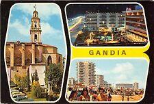 BR22810 Gandia Playa Hotel Bayren y COlegiata spain