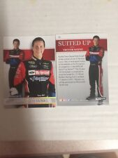 2011 Premium Racing #56 Suited Up Trevor Bayne Base Card