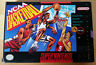 NCAA Basketball USA Super Famicom SFC Super Nintendo SNES CIB