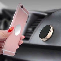 Universal Magnetic Mount Car Phone Holder Mobile for iPhone 6S Plus Samsung S6 5