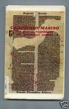 4117-NAPOLI-STORIA CRISTOFORO MARINO-UN GENIALE NAPOLET