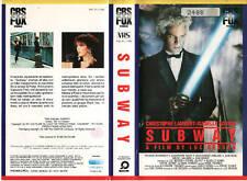 SUBWAY (1985) VHS