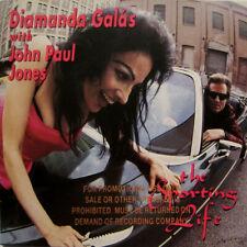 Diamanda Galás With John Paul Jones – The Sporting Life  Promo