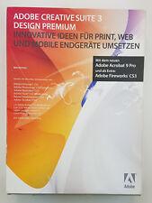 Adobe Creative Suite 3.3 Design Premium CS3 Upgrade von CS/Studio Deutsch Mac