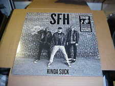LP:  SFH - Kinda Suck    NEW SEALED CANADIAN PUNK