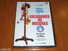 CAZADORES DE MUJERES / THE GIRL HUNTERS - English / Español - R ALL - Precintada