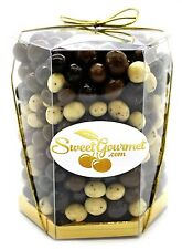 SweetGourmet Chocolate Espresso Beans Blend (Dark,White,Milk)-1.5Lb-Gift Package