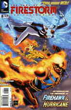 Fury of the Firestorm: The Nuclear Men #8 VF/NM; DC | save on shipping - details