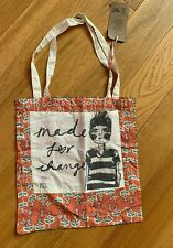 BNWT White Stuff Made For Change Tote Bag Shopper Cotton floral patterns NEW
