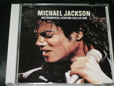 MICHAEL JACKSON - Instrumental Version Collection - ULTRA RARE Japan CD w/ OBI!
