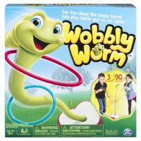 Wobbly Worm Game - Spinmaster