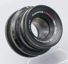 "1950s - Rodenstock-Klimsch-APO-Ronar 240mm 9 1/2"" F9 Large Format Camera Lens"