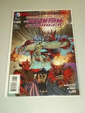 TRINITY OF SIN PHANTOM STRANGER #17 DC COMICS NEW 52 MAY 2014 NM (9.4)