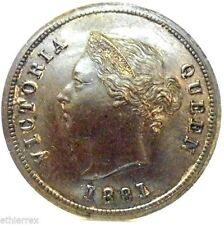 CYPRUS-Greece (Victoria) 1/4 Piastre 1881,a.UNC !