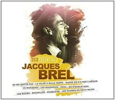 JACQUES BREL - ESSENTIALS 2 CD NEUF