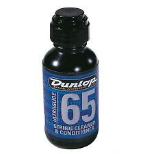 Jim Dunlop Formula 65 Ultraglide String Cleaner and Conditioner 2 Oz Bottle