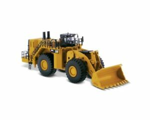 CAT 994K Wheel Loader in Yellow (1:125 scale by Diecast Masters DM85535)