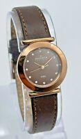 Women's SKAGEN Denmark All Stainless Steel Rose Gold Tone Watch, Crystal 107SRLD