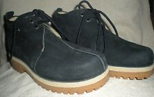 Black Suede B BOOTS By Buffalino