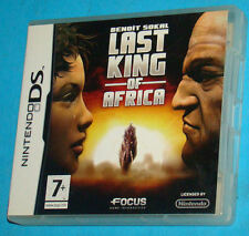 Last King of Africa - Nintendo DS NDS - PAL