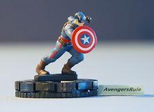 Marvel Heroclix Captain America Civil War Movie 001 Captain America