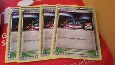 magnetic storm league promo x4 pokemon card near mint