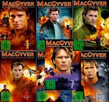 MacGyver - Die komplette 1. - 7. Staffel (Richard Dean Anderson)       DVD   034