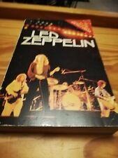 LED ZEPPELIN - BOOK - HOWARD MYLETT - PAPERBACK -  ZEPPLIN