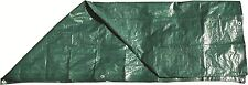 Groundsheet 8' x 6' Easy to Clean Waterproof Durable Tent Ground Sheet eyelets