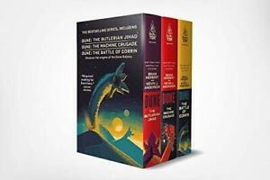 Dune Boxed Set #1 (2019), Multiple by Brian Herbert #57913