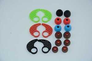 Foam Eartip Earhook Ear Fin Compatible For JayBird BlueBuds X X2 Sport Headphone
