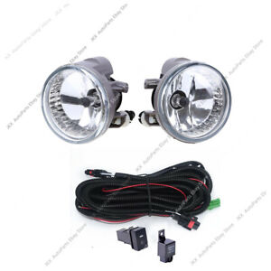 Bumper Fog Lights & Harness Assy for Toyota Prius /Highlander /Scion /Echo 2000-