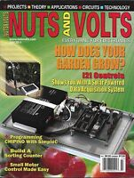 Nuts And Volts Magazine Solar Power System Chipino Sorting Counter Motor Control