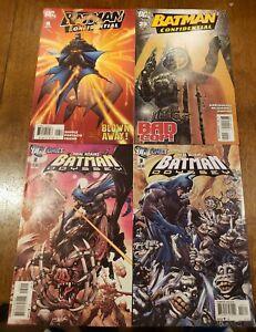 Batman Comic Lot (4 books) - Odyssey & Confidential - Neal Adams