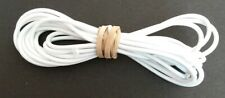 4 METRES OF EXCELLENT QUALITY 3mm DOLLS STRINGING ELASTIC