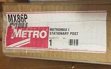 METRO MX86P Shelf Post, Metromax i, H 86 In, PK2