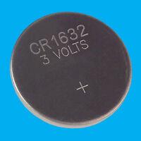 4x Maplin CR1632 3V High Performance Lithium Coin Battery Watches Calculator