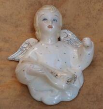 VIFRAL TORINO Ceramica Angioletto epigono Lenci anni 40 Firma SOTTOVETRINA