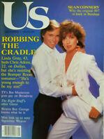 US Magazine November 1983 - Robbing The Cradle Dallas Milf Sean Connery No Label
