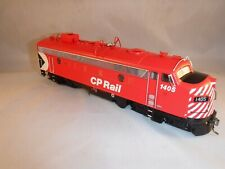 """Rapido HO Canadian Pacific CP GMDD FP9A Action Red 5"""" Stripe #1410     DCC-Sound"""