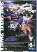 SPACE SHERIFF SHAIDER VOL.6-JAPAN DVD I19