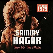 Sammy Hagar - Turn Up The Music - Live 1979 [CD]