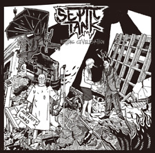 SEPTIC TANK-ROTTING CIVILISATION-JAPAN CD BONUS TRACK F30